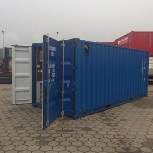 Gebr. Vermeer Transport Container Verkoop